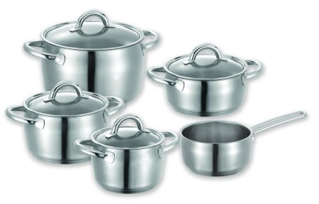 Sculte-Ufer Stainless Steel Cool Meister 5 Set - North York ON