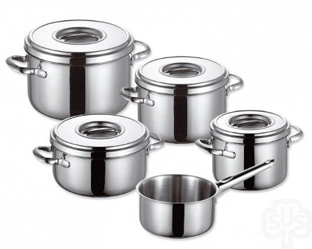 Sculte-Ufer Romana i Stainless Steel Multi Pot Set - North York ON