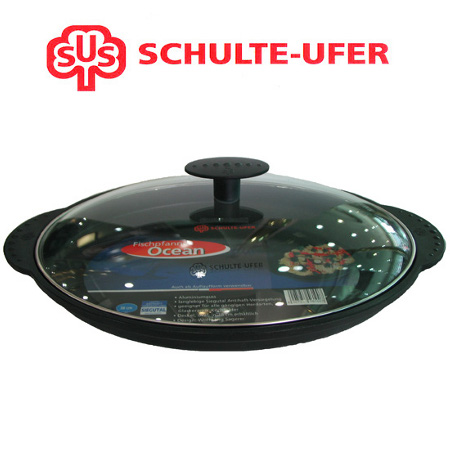 Schulte-Ufer | Roaster - Cast Aluminum Fish Pan - North York PA