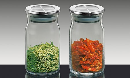 Herb Canister 2pc