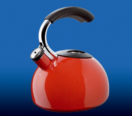 Kettle - Velocity (red)