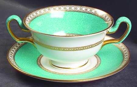 Wedgwood: Cream Soup Bowl